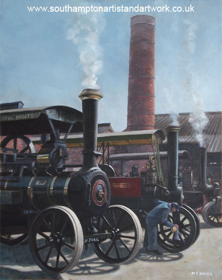 southampton_bursledon_brickworks oil painting